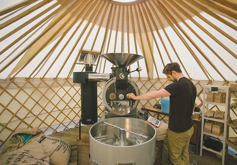 Pilgrims Coffee Branding Design Case Study London
